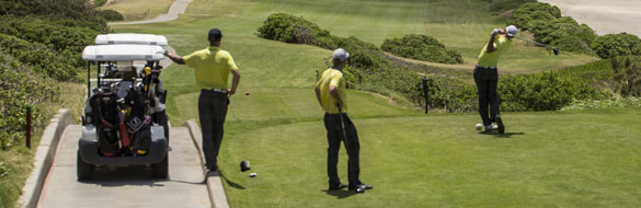 Around Town Celebrity Golf Classic
